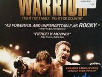 This is the GREAT movie WARRIOR. It's never been