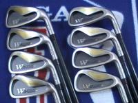 For sale a Warrior EXT Weighting 3-PW iron golf club