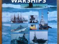 WARSHIPS by Atlas Editions, difficult cover 3-ring
