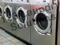 Wascomat Front Load Washer Model W640 Capacity:40lbs