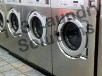 Wascomat Front Load Washer Model W640 40lbs Capacity
