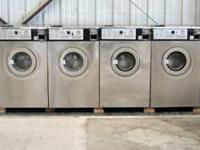 Wascomat Front Load Washer 3PH W124 - Price: $1299.99
