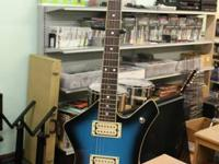 We have a good Washburn A10V electric guitar for sale.