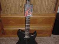 I am selling a NEW Washburn Electric Guitar. It comes