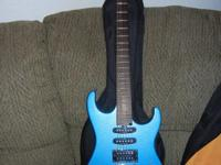 I have have for sale a very nice wasburn 6 string