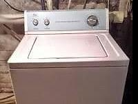 Washer is a Roper 3.4-cu ft Top - Load, Washer 6 years