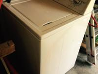 Type: Appliances Washer/Dryer Works great- moved into
