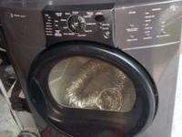 I have a A kenmore washer and dryer elite modle the