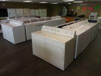 Washer and Dryer sets starting at $299  Washers
