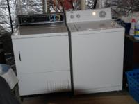 Five year old washer ( Whirlpool Estate Heavy duty