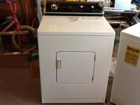 Whirlpool big capability Washer and Dryer set. Used