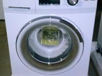 Item #52716-8 Brand New 24 Inch Washer/Dryer Combo with