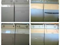 WE HAVE REFURBISHED BRAND NAME WASHER & DRYER SETS *1