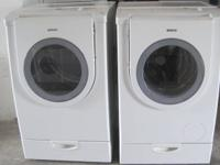 Kenmore Front Load Washer ^ Dryer   SUper Capacity   HE