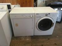 I HAVE MANY WASHER & DRYERS FOR SALE ALL MACHINES HAVE