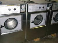 Wascomat Front Load Washer W105 3PH Stainless Steel