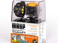 WASPcam GIDEON Action-Sports Video camera. # 9902.