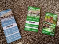 I have Greenskeeper tickets for the huge tournament