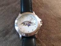 brand new ravens watch game time player series never