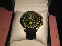 I have an August Steiner Watch for sale. simply Asking