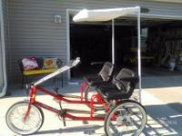 Type: Trike for ages 13 and up Their are only 6 of this