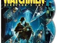 AVAILABLE NOW: Watchmen - Book and DVD Collectors Set