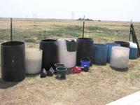 Water & or Feed Barrels $5.00 Each, This is part of a