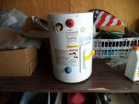 new 10 gallon electric water heater cost over $250