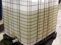 I have a 250 gallon water tank available -- has many