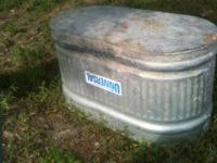 I have a water tank in good condition for sale. Asking