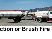 Listed price is for both units. Dust control, wildfire