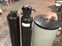 Hi for sale is one water softener Kinetico  Mach 60