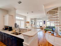 Enjoy gulf views from this beautifully decorated top