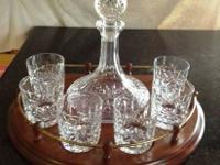 SELL MY CLASSIC HAND-CUT CRYSTAL, WATERFORD BRAND,