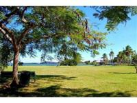 "WaterFront for Sale! ""Central Park"" East of Biscayne."