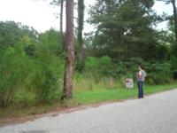 This beautiful one acre lot is located in Montgomery,