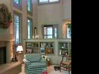 Waterfront Town-home in Ketchum with Bald Mountain