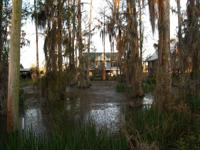 Bayou Fever is a home with the joys of the Sportsman's