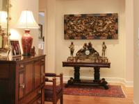 This magnificently appointed home in prestigious