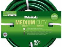 The Colorite 5/8 in. x 50 ft. Medium-Duty Hose features