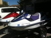 2 Yamaha Waverunners for sale $4500- 97 Gp 1200 & 98 Gp