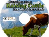 Everything About Raising Cattle Over 200 eBooks on Data