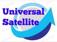 Universal Satellite offers secured wireless broadband