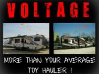 Come by our lot and check out our Voltage 5th Wheel Toy