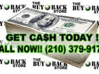 San Antonio, This new year get MORE CASH with us at The