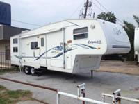 ======2003 Cougar 5Th Wheel BunkHouse====== * Great