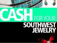 Cash For Your Southwestern and Indian Jewelry. What