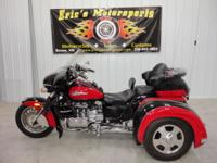 We can trike your motorcycle!!!! Authorized dealer for
