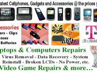 we fix all issues on computer technician on site  virus