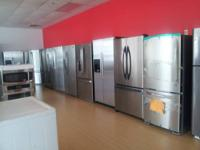 Appliance & Mattress Discounters -=We have both new and
